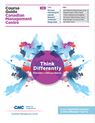 Course Guide: It's Time to Think Differently
