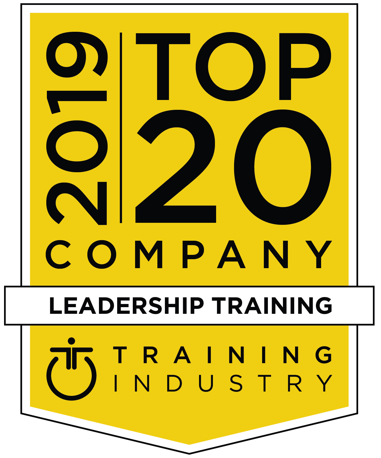 Top 20 Leadership Award 2019