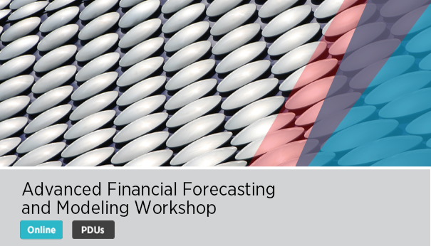 advanced financial forecasting live online