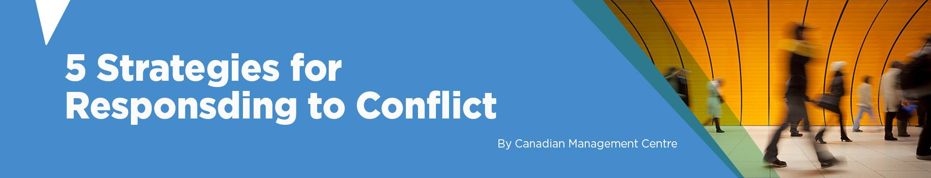banner for responding to conflict article